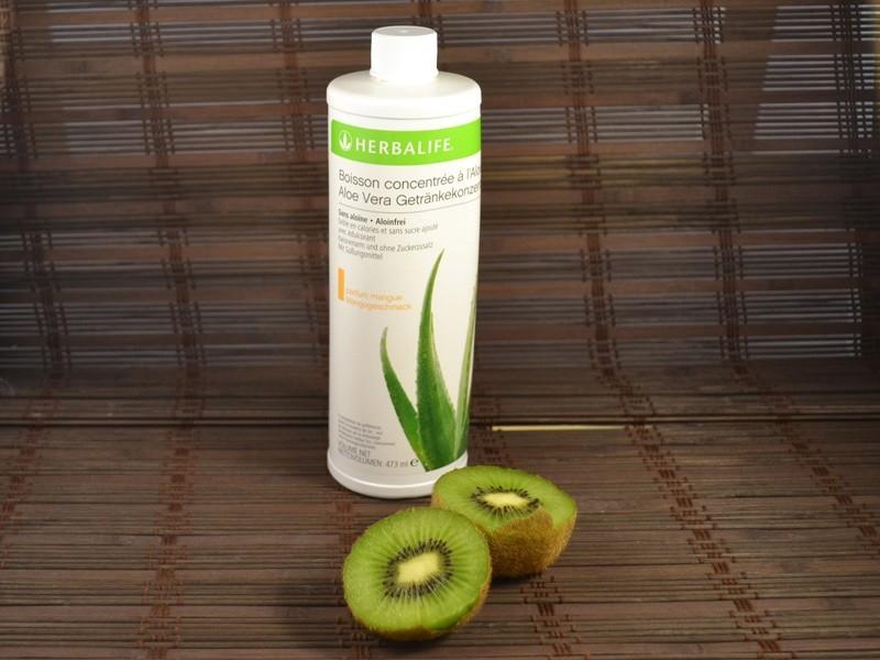 Herbalife Aloe Getränkekonzentrat Mango