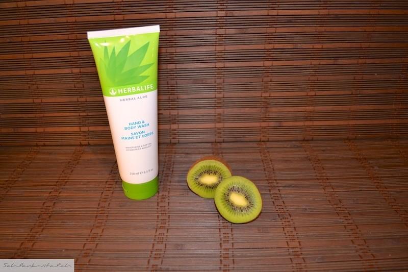 Herbalife Aloe - Pflegende Waschlotion, 250 ml
