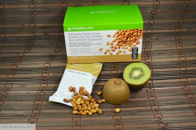Herbalife Geröstete Sojabohnen (12 Portionspackungen)
