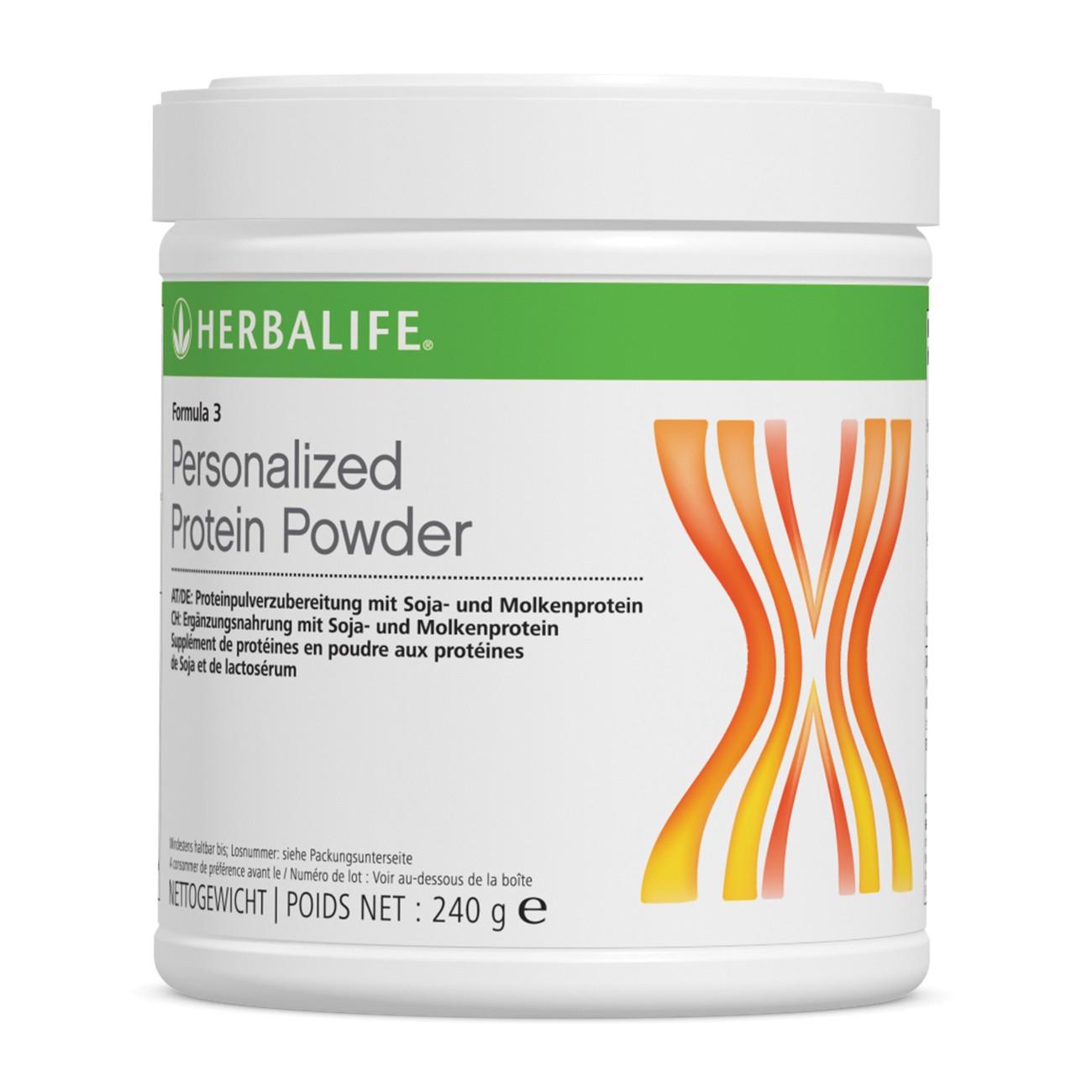 Herbalife Formula 3 Personalized Protein Powder 240 g