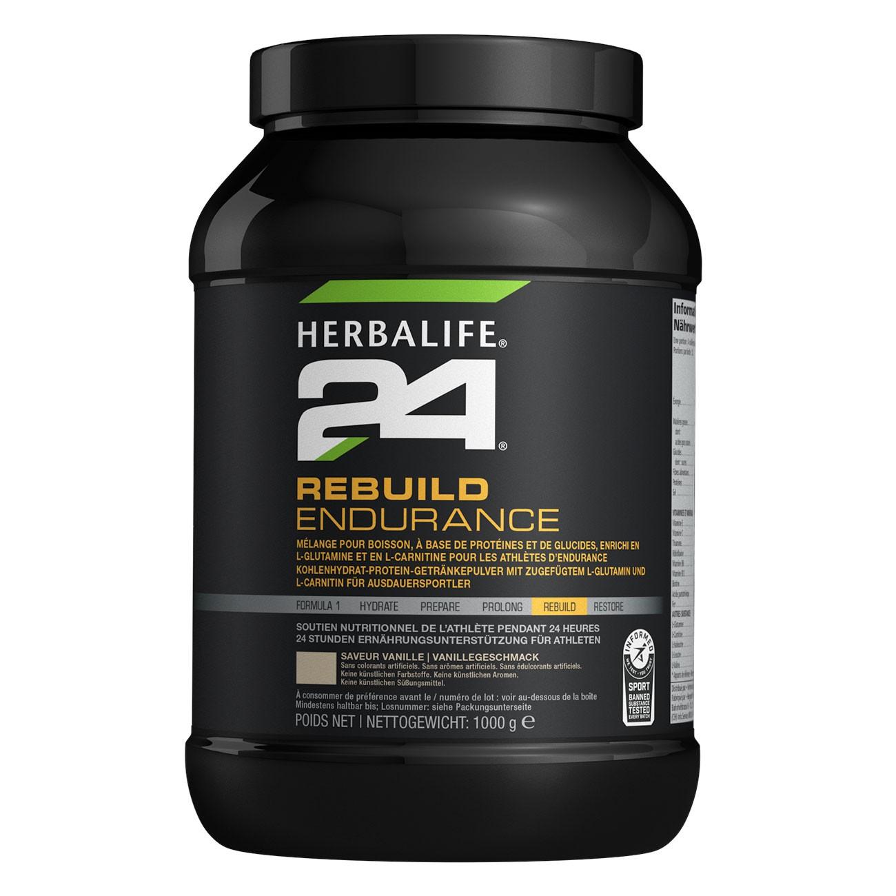 Herbalife H24 Rebuild Endurance 1000g