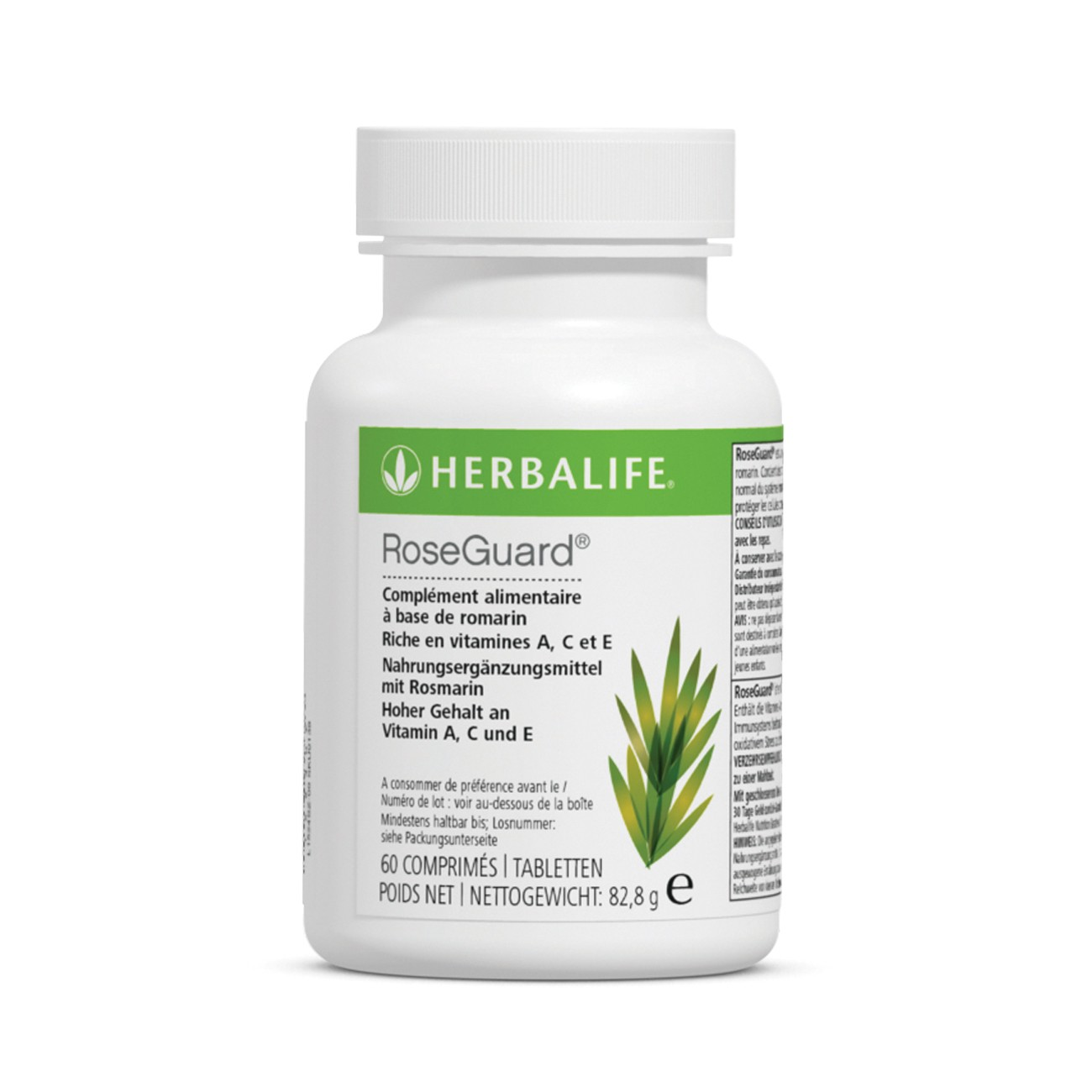 Herbalife RoseGuard 60 Tabletten