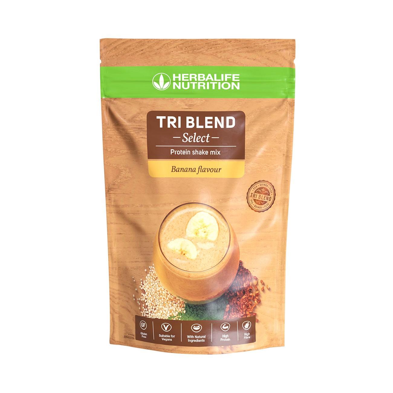 Herbalife Tri-Blend Select Banana 600 g