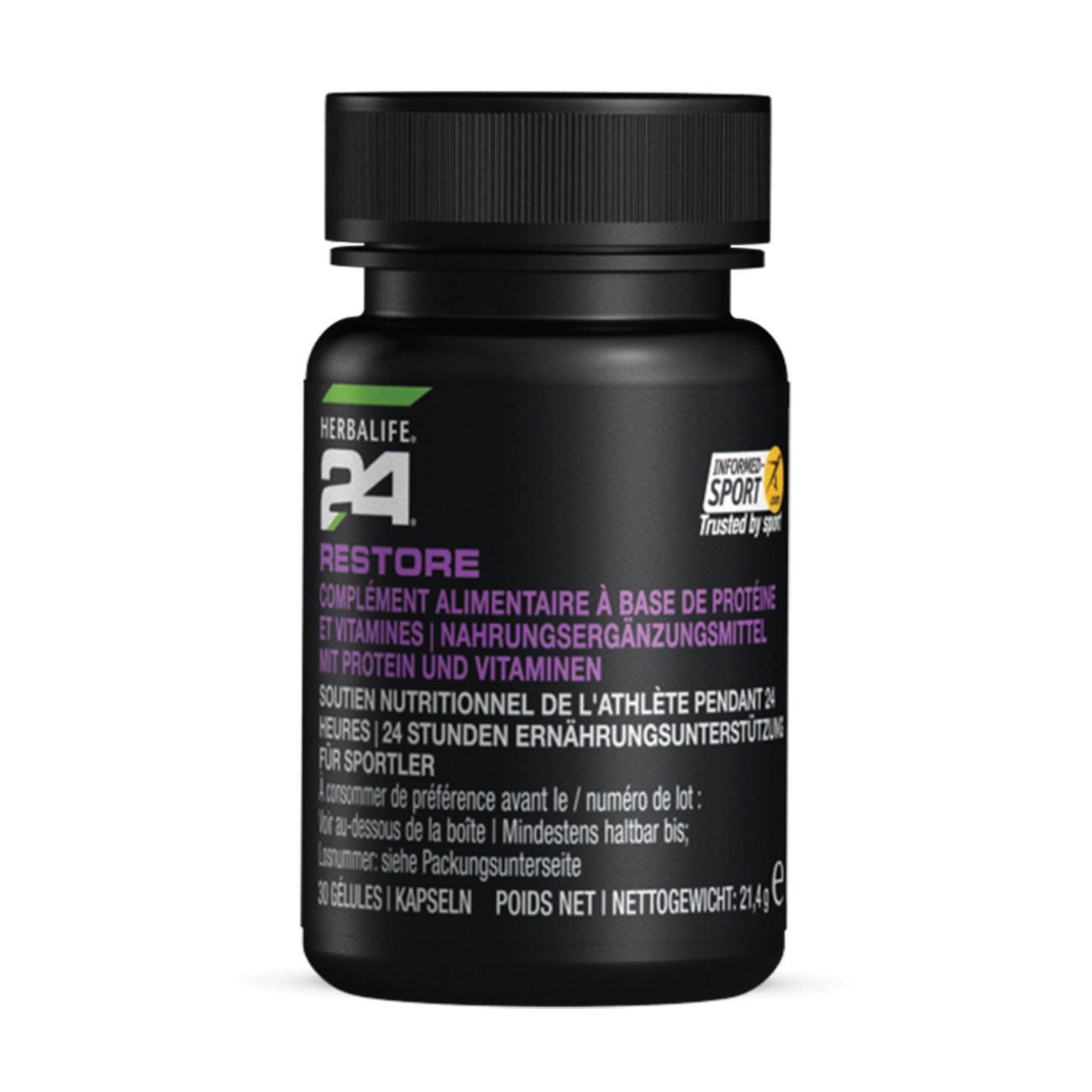 Herbalife H24 Restore 30 Kapseln