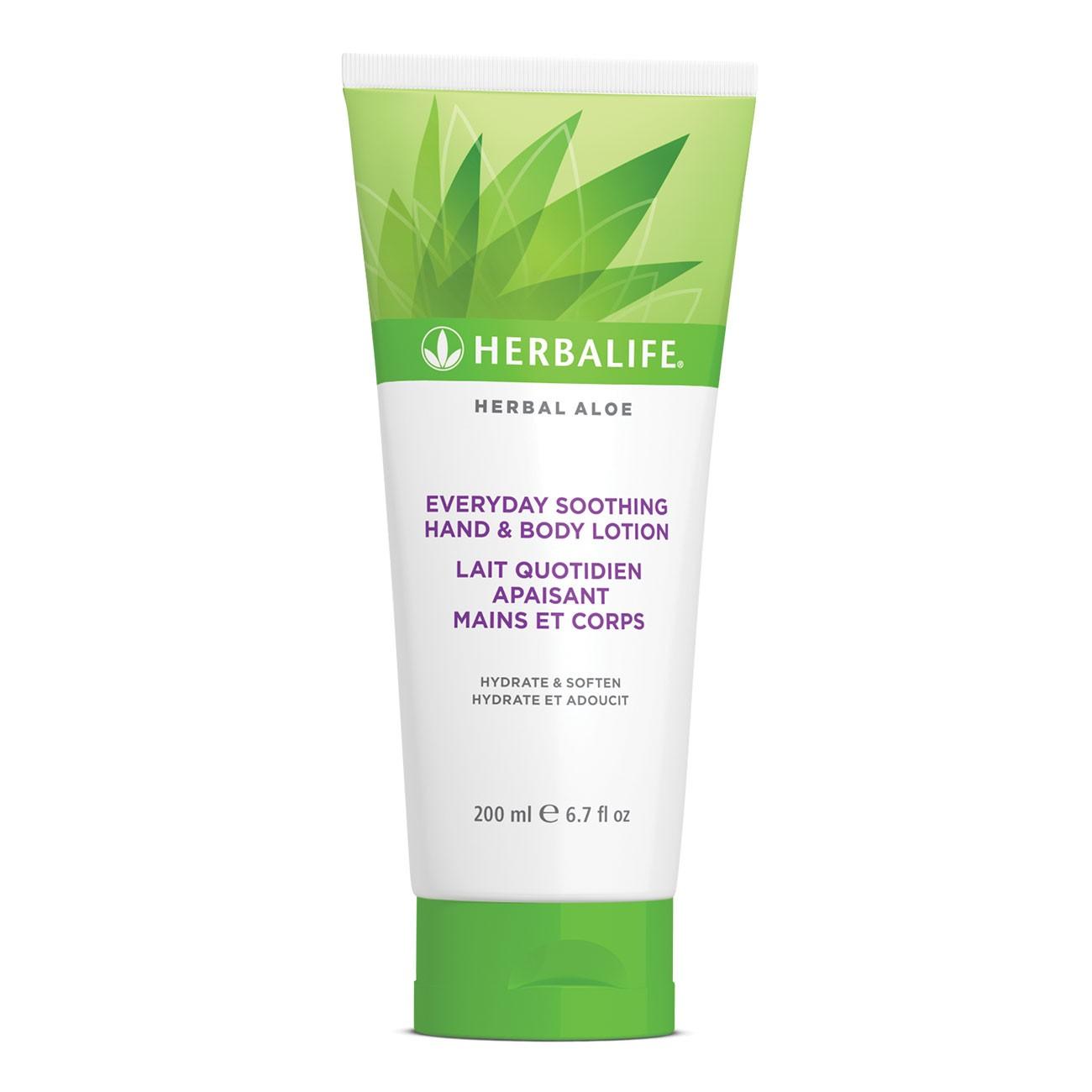 Herbalife Aloe - Pflegende Hand- & Körperlotion 250 ml