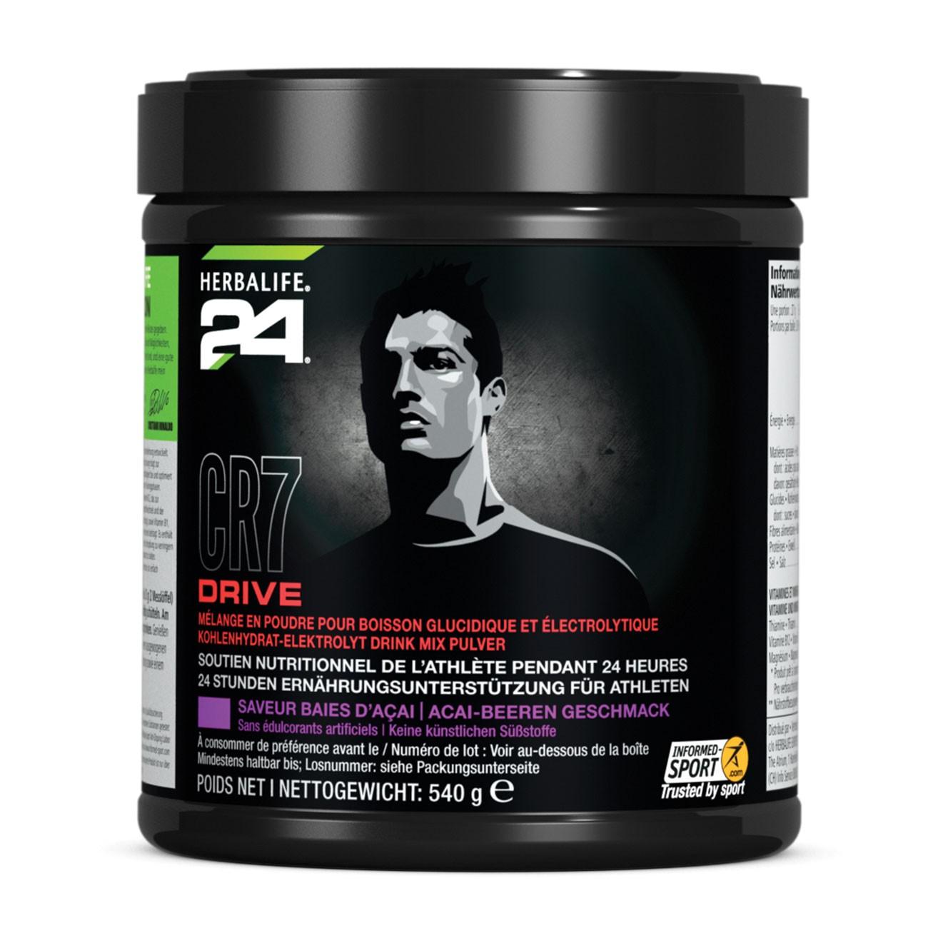 Herbalife CR7 Drive Behälter