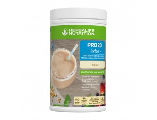 Herbalife PRO 20 Select Vanille 630g